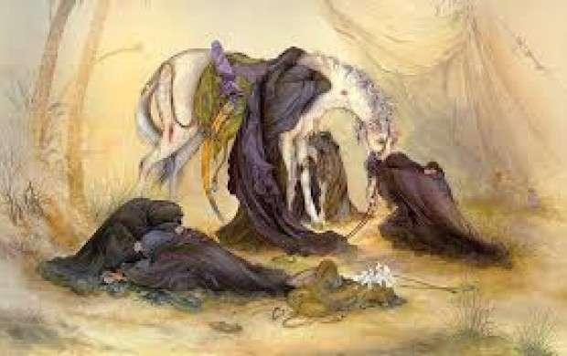 خاطره کشیدن نقاشی ظهرعاشورا اززبان فرشچیان