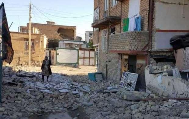مردی که 22 نفر از اقوامش را در زلزله کرمانشاه از دست داد