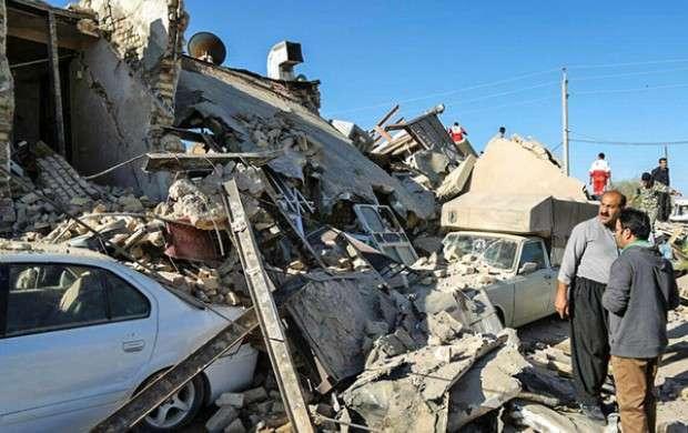 15 هزار واحد مسکونی تخریب صد درصدی داشتند