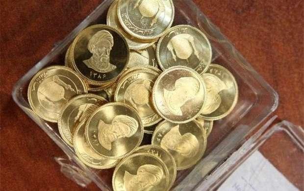 ادامه حراج سکه تا تخلیه کامل حباب قیمتی