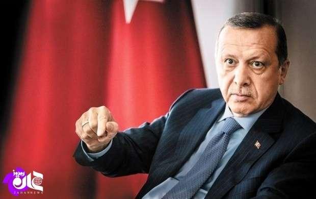مخالفت اردوغان با فتنه جدید اسرائیل و آمریکا