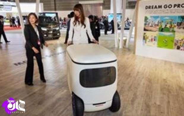 رونمایی هوندا از ربات های همه فن حریف