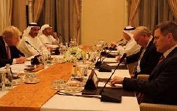 نشست کمیته چهارجانبه یمن در ابوظبی
