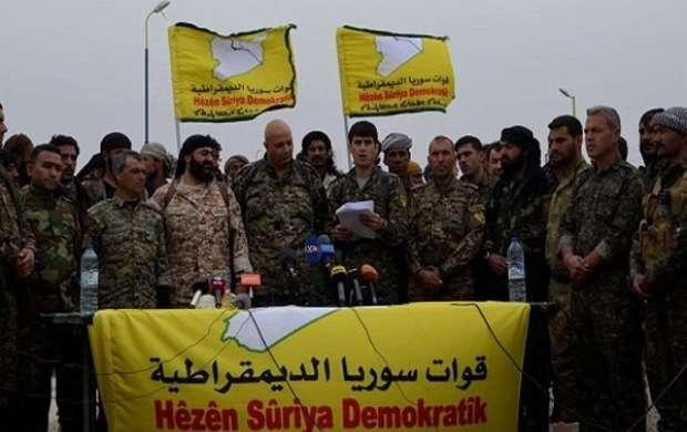 تشکیل اتاق عملیات عراق و نیروهای  سوری