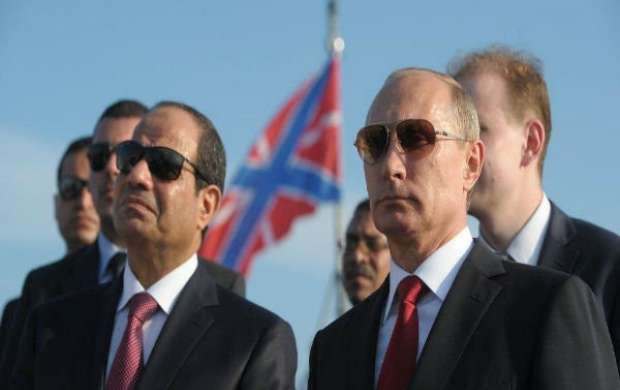 توافقنامه ساخت نیروگاه هسته ای میان مصر و روسیه