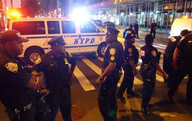 گزارش ها از وقوع یک انفجار در نیویورک حکایت دارند