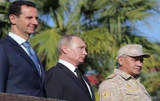 واشنگتن چاره ای جز پذیرش بشار اسد ندارد