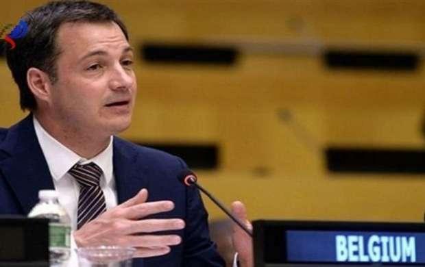 بلژیک از اسرائیل غرامت خواست