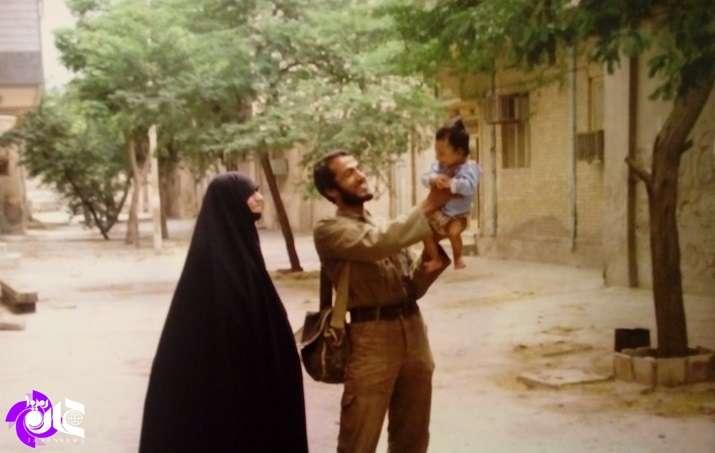 از رصددیده بان عراقی تادوختن لباس سپاه+عکس