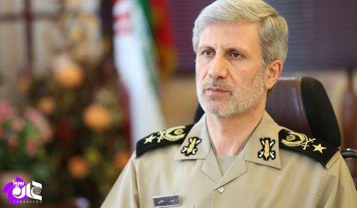 گفتگوی تلفنی وزرای دفاع ایران و ترکیه درباره قدس