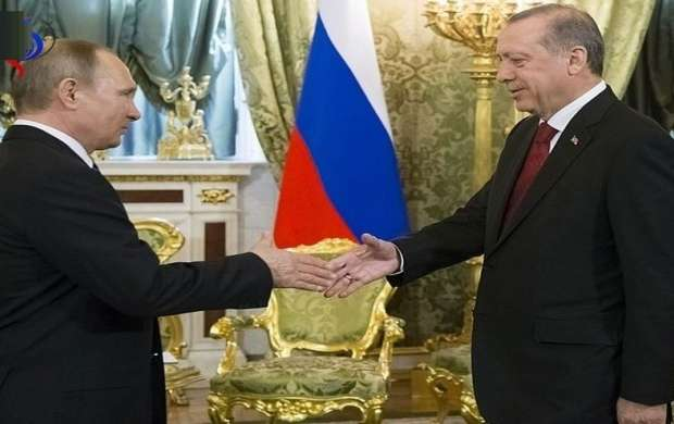 روسیه به ترکیه برای خرید اس۴۰۰ وام می دهد
