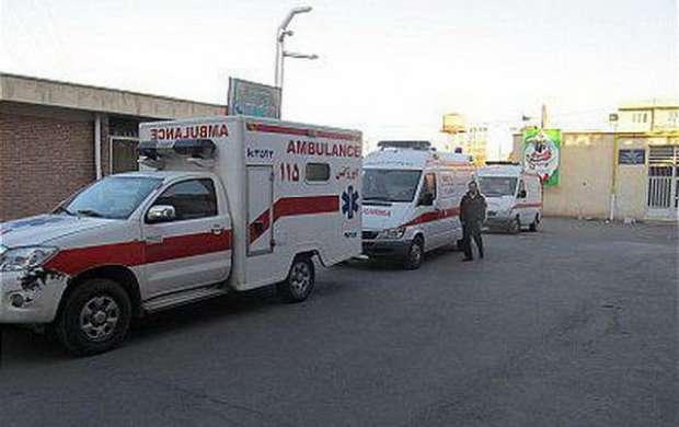 58 تن آخرین شمار مصدومان زلزله بامداد امروز «هجدک»