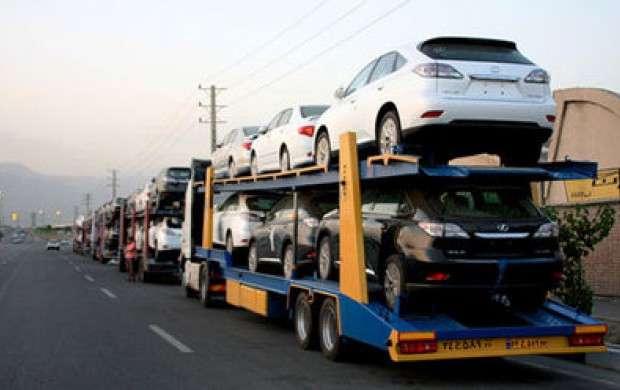 قیمت خودروهای وارداتی همچنان در سربالایی +جدول