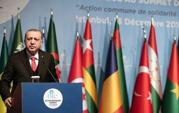 اردوغان: نشان دادیم که قدس بی صاحب نیست