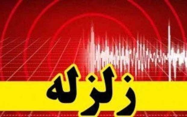 زلزله ۴ ریشتری حوالی هجدک کرمان را لرزاند