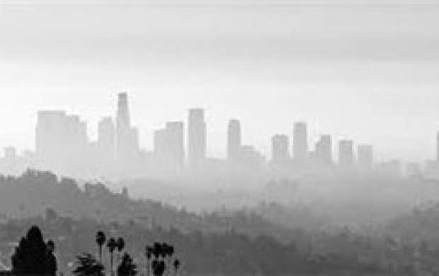 آلودگی و کاهش کیفیت هوا در شهرهای صنعتی
