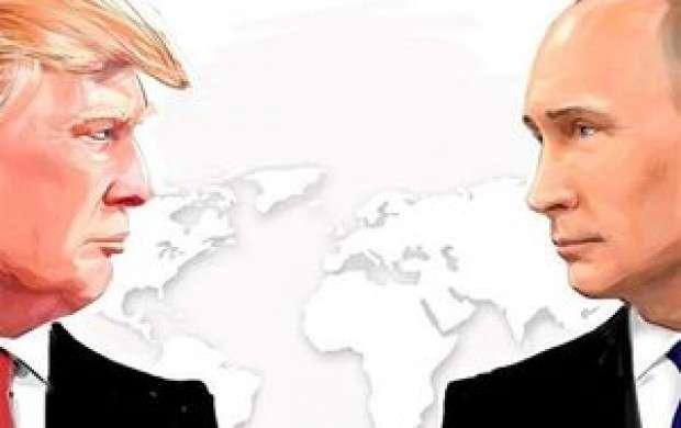 پوتین و ترامپ تلفنی گفتگو کردند