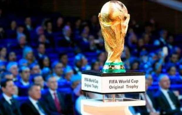 خطر حذف از جام جهانی ۲۰۱۸ بیخ گوش اسپانیا