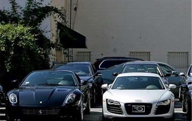 واردات خودروهای لوکس توسط یک پیرزن! +سند