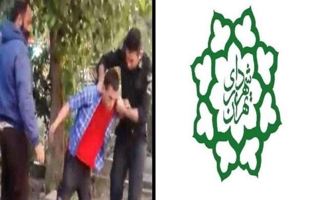 یک رفتارغیرانسانی و عذر بدتر ازگناه شهرداری تهران