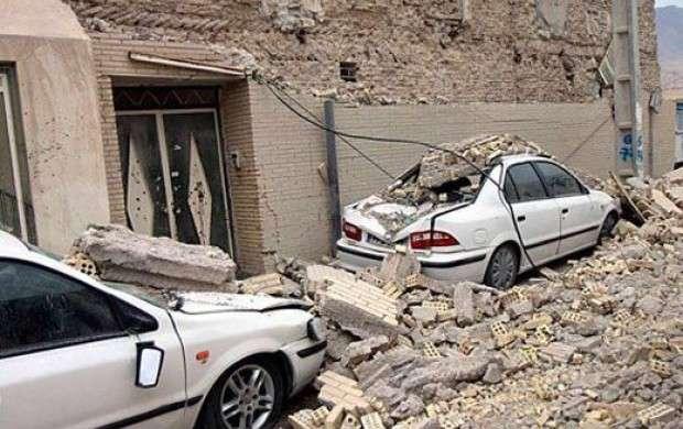 1099 زلزله و پس لرزه در کرمان طی 2 هفته