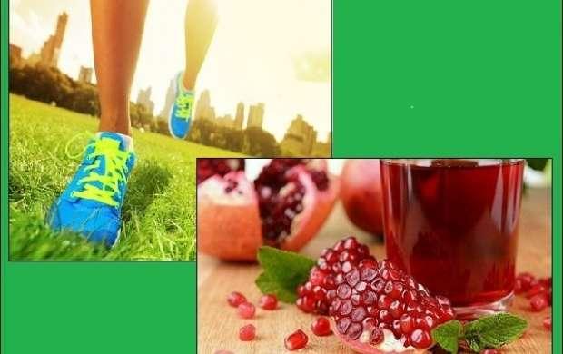 «ورزش+عصاره انار»، درمانی طبیعی برای دیابت