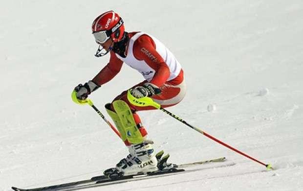 کسب ۳ مدال توسط اسکی بازان ایران در روز دوم