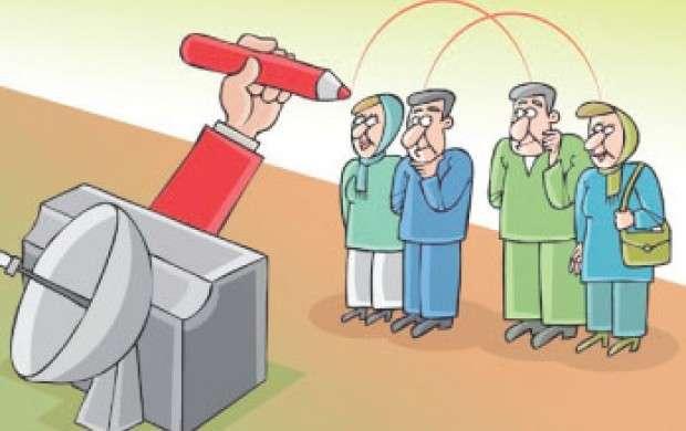 نفوذ فرهنگي به دست  دولت و بابودجه  دولت  است!