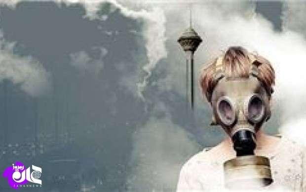 تأثیرآلودگی هوا بر تشدید بیماری های قلبی و ریوی