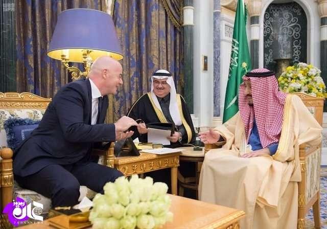 اینفانتینو از لبخند به ایران تا آغوش سعودی ها/ دیپلماسی گمشده!