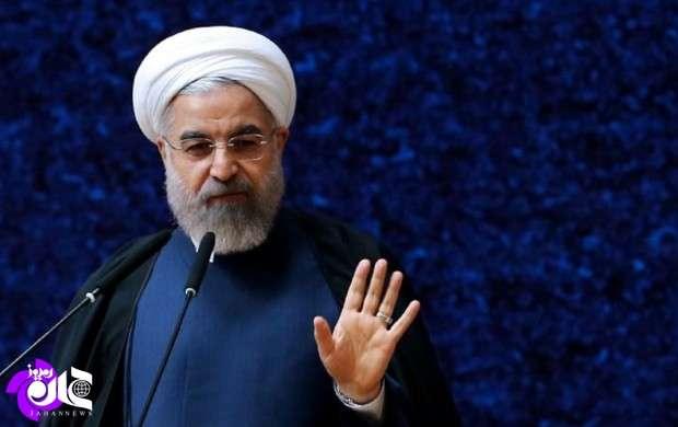 روحانی: والله پیغمبر شنود نمیگذاشت!