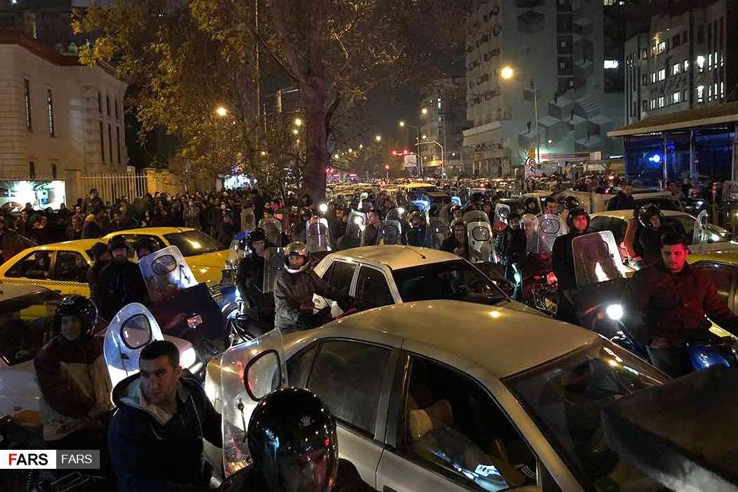 عکس اغتشاش حوادث تهران اغتشاشات خیابانی اغتشاش در تهران اخبار تهران اخبار بدون سانسور سیاسی