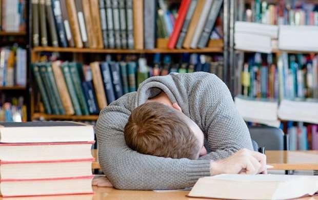 شش کار برای موفقیت در امتحانات +اینفوگرافی