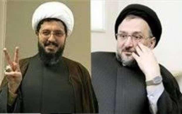 دو روحانی حامی سران فتنه داور تئاتر فجر شدند!؟