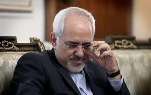 رایزنی ظریف درباره برجام و نفت کش ایرانی