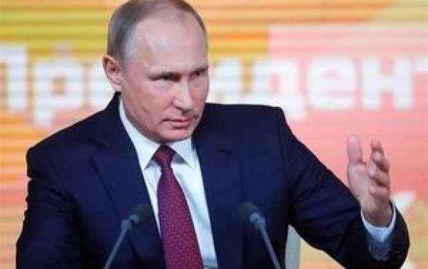 پوتین از پیروزی «اون» در مقابل ترامپ می گوید