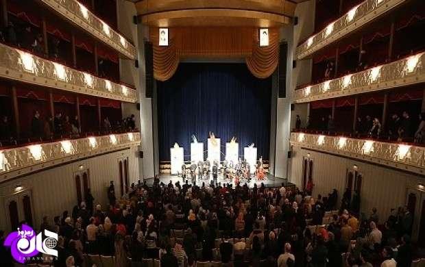 استقبال کم نظیر از ارکستر ملی