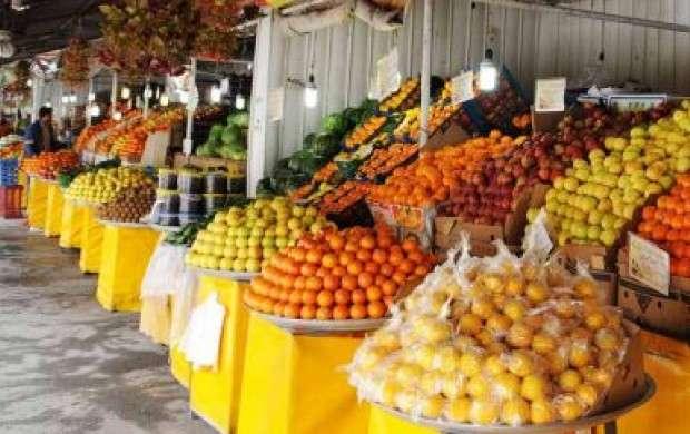 پرتقال هم به ویترین میوه فروشی ها رفت