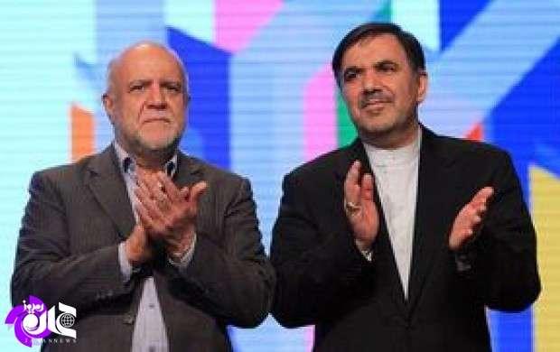 جاخالی آخوندی و زنگنه از حادثه نفتکش ایرانی