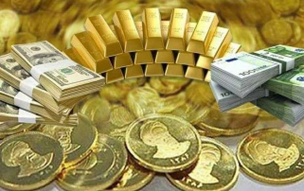 سکه گران شد/ دلار ۴ هزار و ۴۲۹ تومان +جدول