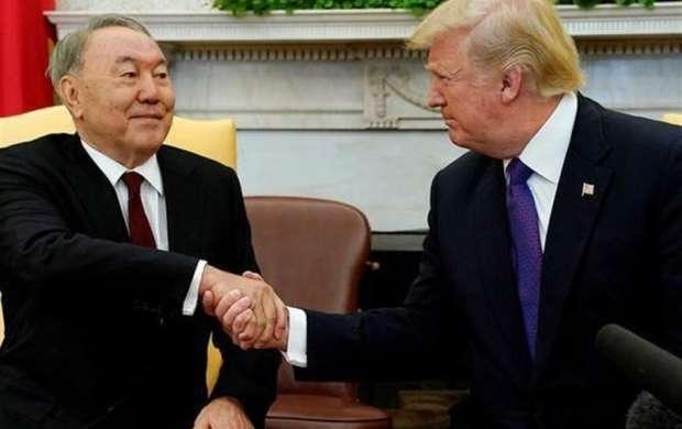 نظربایف می تواندبین آمریکاو روسیه میانجی گری کند؟