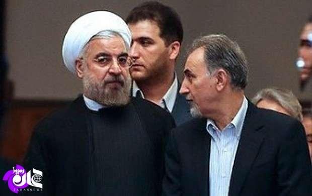 نجفی با گزارش علیه قالیباف می تواند کمکی به دولت روحانی بکند؟
