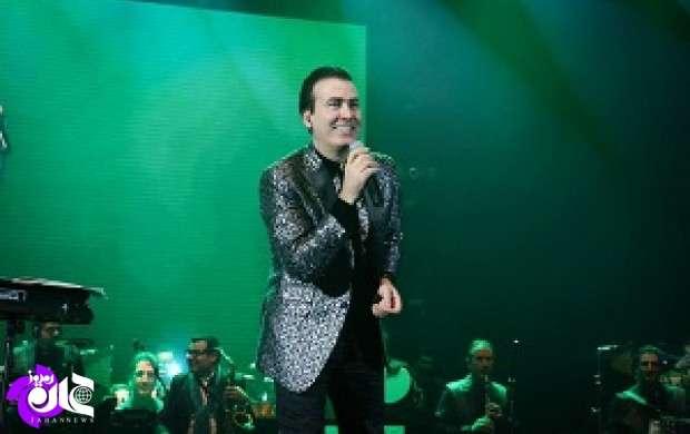 برگزاری کنسرت آذربایجانی در برج میلاد