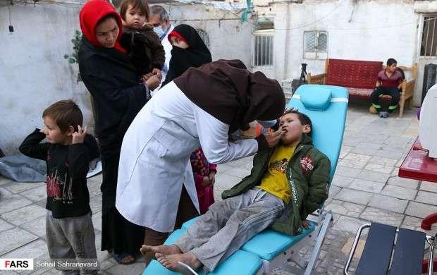 اردوی جهادی در در کوره پزخانه های تهران