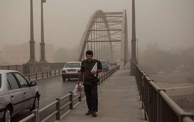 خوزستان؛ استانی فراموش شده در غبارها