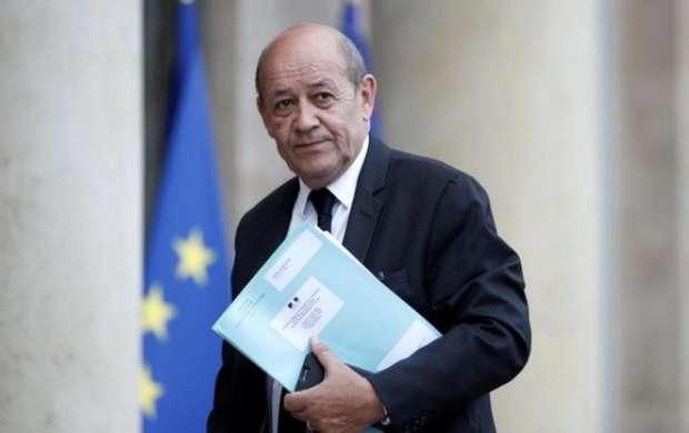 وزیر خارجه فرانسه 5 مارس به ایران سفر می کند