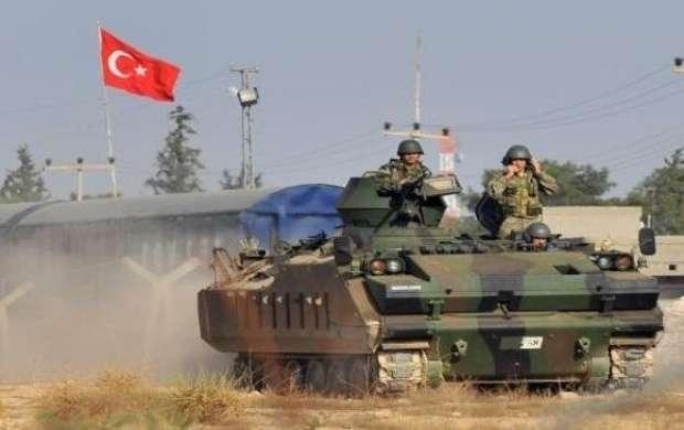 عقب نشینی نیروهای ترکیه از برخی مواضع در عفرین