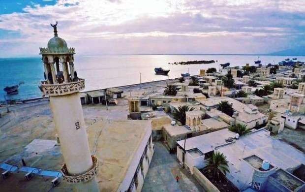 روستای شگفت انگیز لافت درقلب خلیج فارس