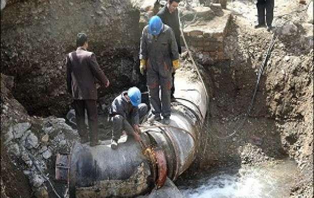 ۹۰ درصد آب شرب کشور به فاضلاب تبدیل می شود