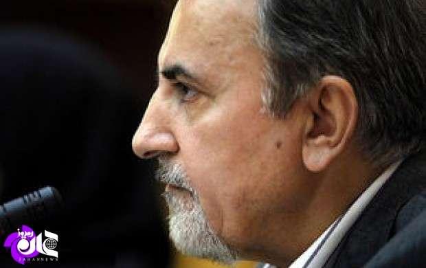 آفتاب به داد شهردار تهران رسید! +تصاویر